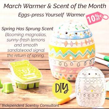 March's Warmer of the Month is here and 10 % OFF. SLIDE to see A