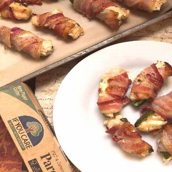 ???????? WHAT'S THIS EPIC DISH️ Jalapeno Poppers WHERE AT️ Ho