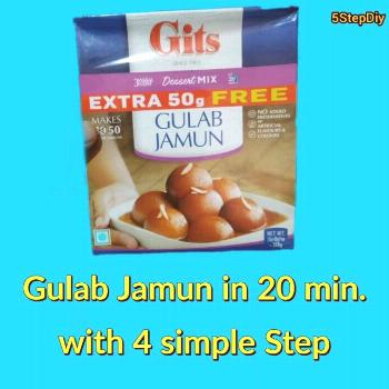 20 min only #gulabjamun #sweet #recipes #food #foodie #cooking #i
