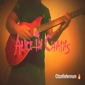 Alice in Chains-Would? (Guitar Cover) #aliceinchains #grunge #wou