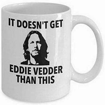 Christmas Gifts It Doesn't Get Eddie Vedder Than This