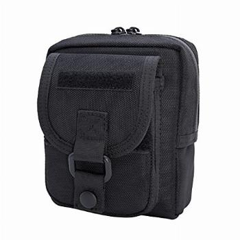Dotacty Compact Utility Gadget Pouch Tactical MOLLE Nylon