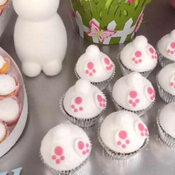 Easter ideas and treats with #marshmallow by #veruscawalker #east