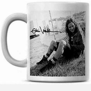 Eddie Vedder Cofee Mug Personalised Father's Day Gift