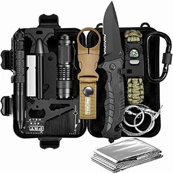 Gifts for Men Dad Him Husband, Survival Gear and Equipment,