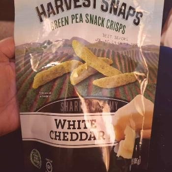 Great snack! If you're like me sometimes you need that crunch and