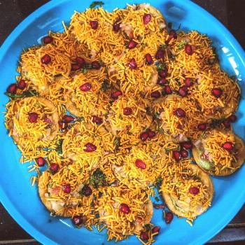 Guys, one more chaat recipe... It is the another quick, delicious