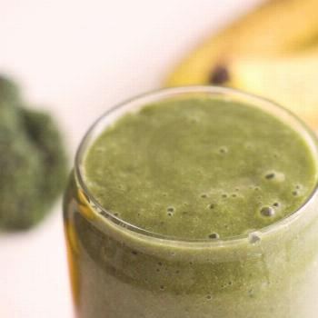 Hello Guys Started my day as always with green smoothie ( my dail