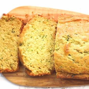 Hidden veggies in your bread? Yes, please! That's why we love thi
