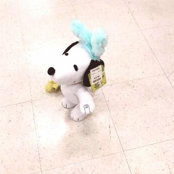 Look at this cute Easter snoopy dance the night away. Lol * $16.9