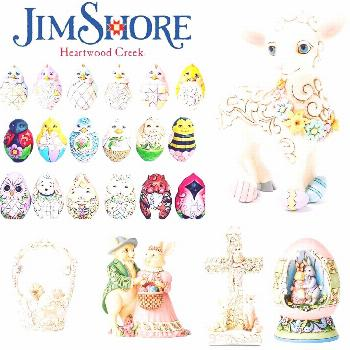 Make your Easter festive with decorations by Jim Shore! #downtown