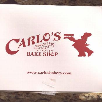 Of course I had to get me some snacks . . . #carlosbakery #nyc #e