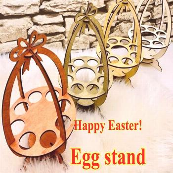 possible text that says 'Happy Easter! Egg sta
