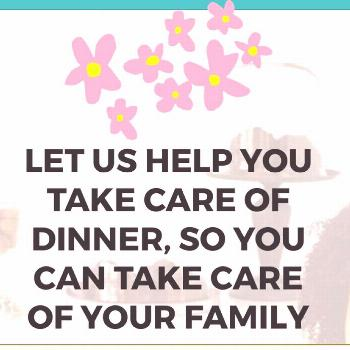 possible text that says 'LET US HELP YOU TAKE