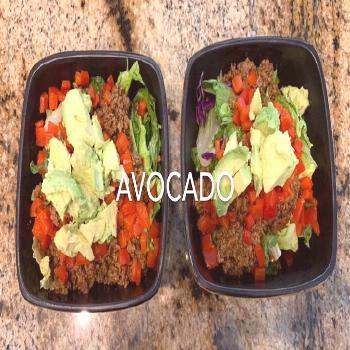 Simple meals, meal prep, meal planning - these are all great tact