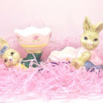 These cuties joined my etsy shop today. Link in bio. #easter #eas