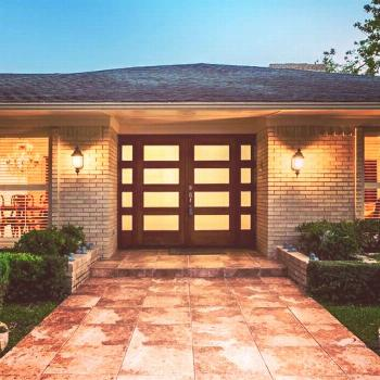 Very cool Mid-Century Modern find in the Preston Hollow area of D