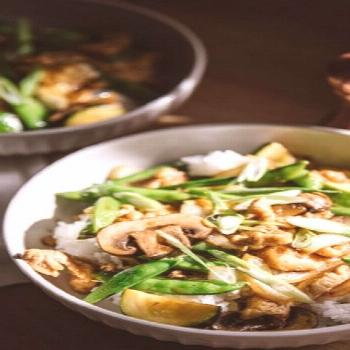 Weeknight Chicken Veggie Stir Fry When you're looking for a quick