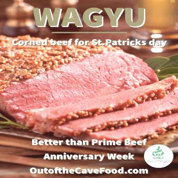 Yes we can! We will be having Wagyu Corned Beef (limited quantiti