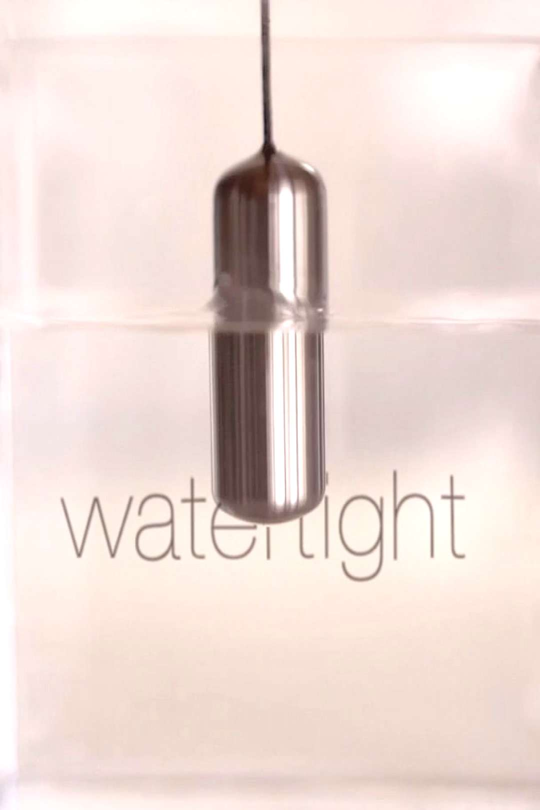 All of our titanium capsules are watertight. Even iNA, the model