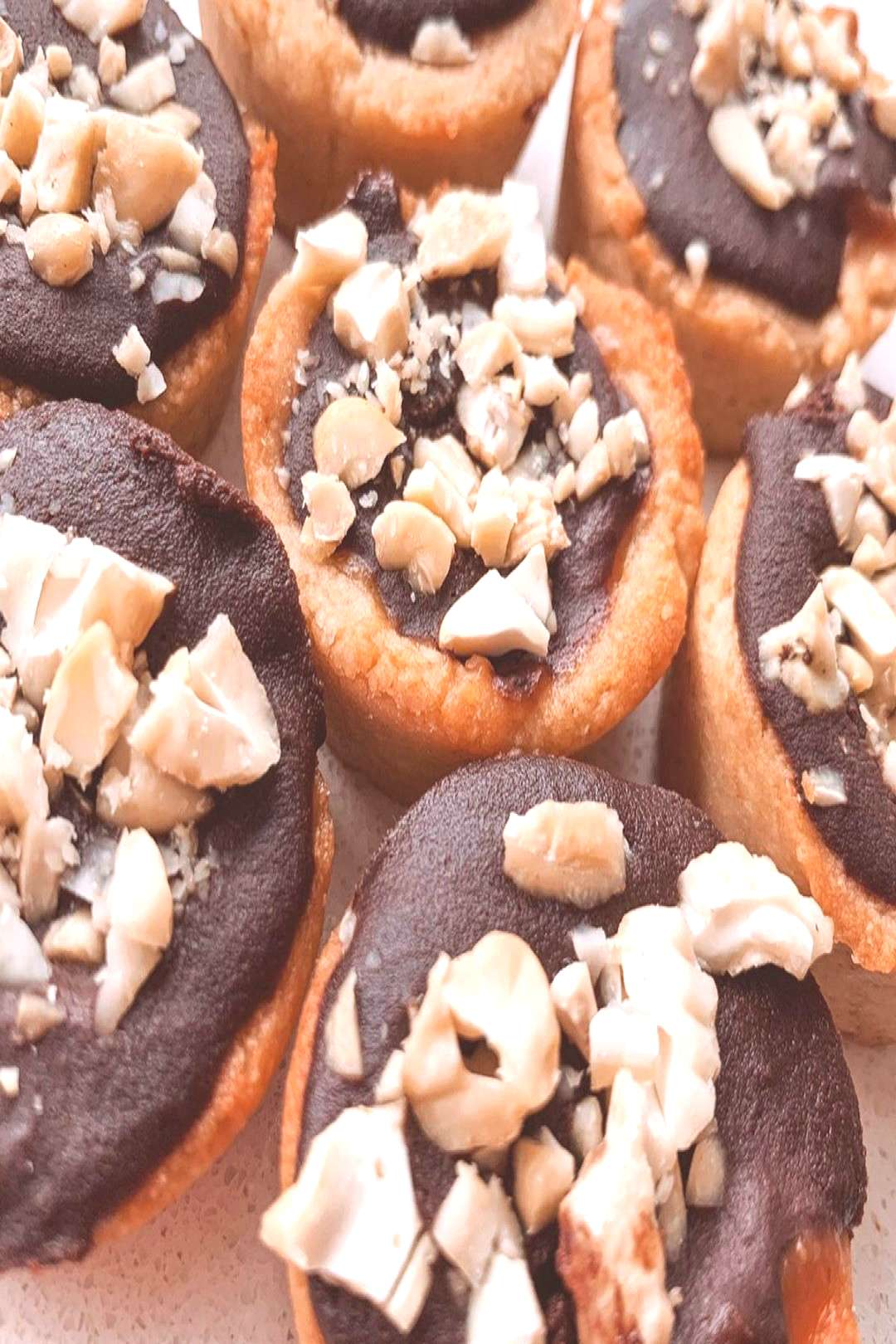 BAKED PEANUT BUTTER CUPS Happy National peanut butter lovers day!
