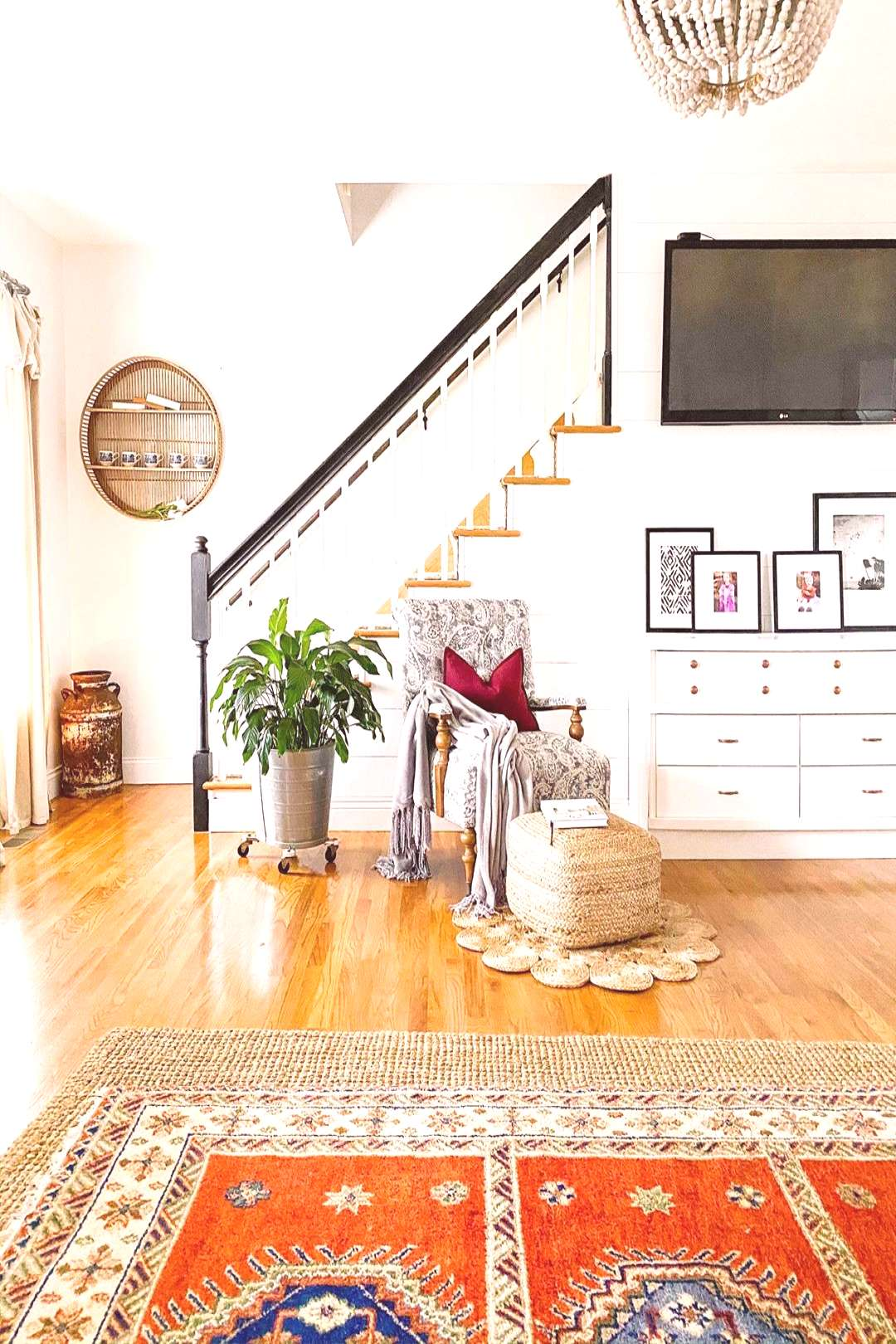 Before and after, diy home,