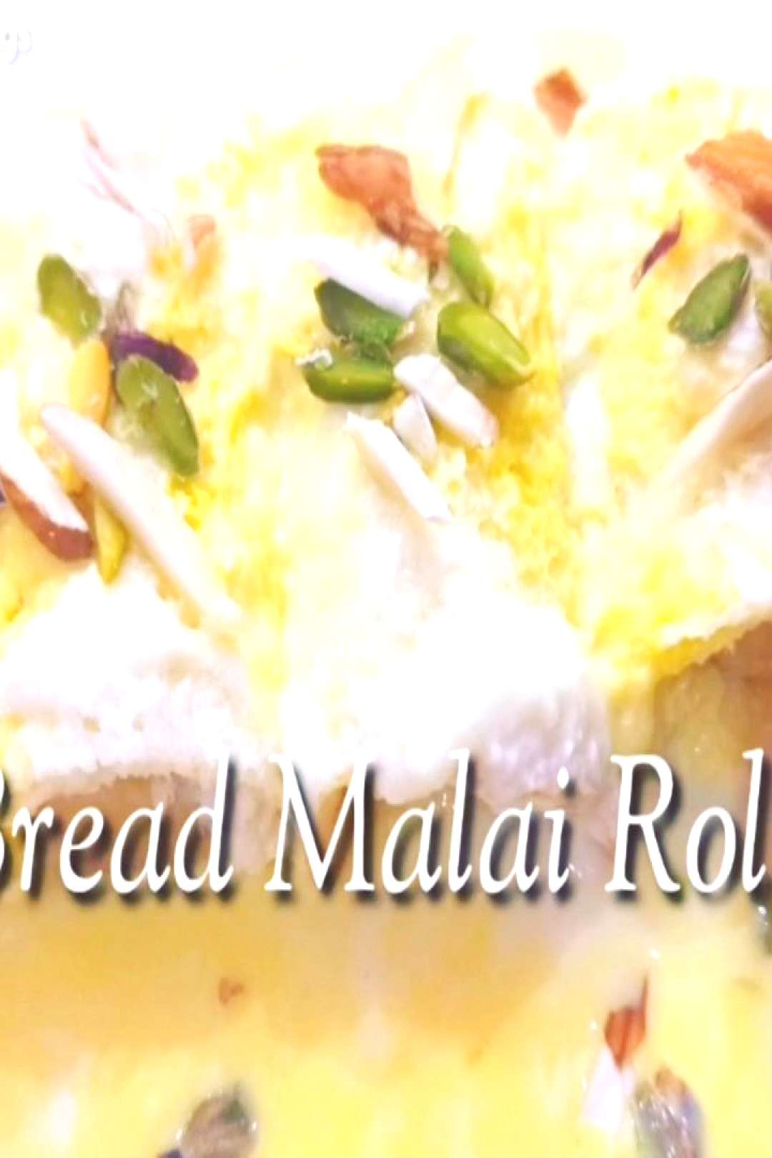 Bread malai roll Watch detailed recipe on my YouTube channel #bre