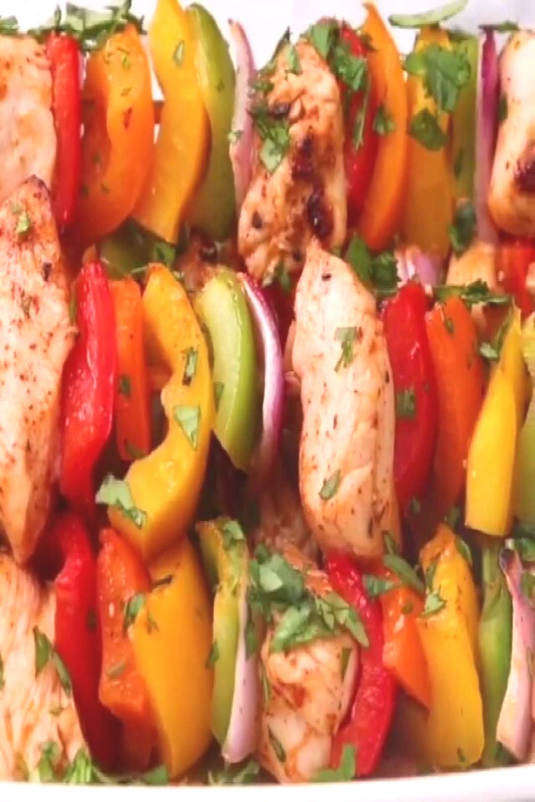 Chili Lime Rainbow Skewers Full recipe below, send it to a friend