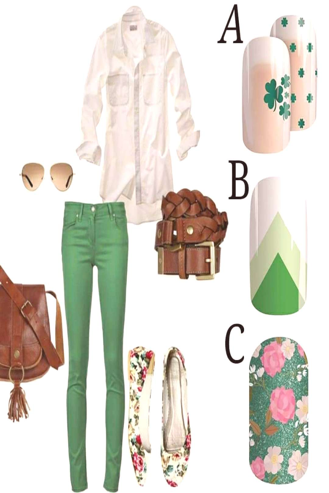 ...Decision time Which design would you wear with this outfit? .
