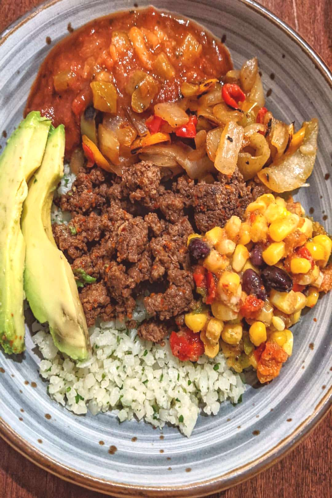 DIY Burrito Bowls . Delicious amp Quick Meal with simple Ingredient