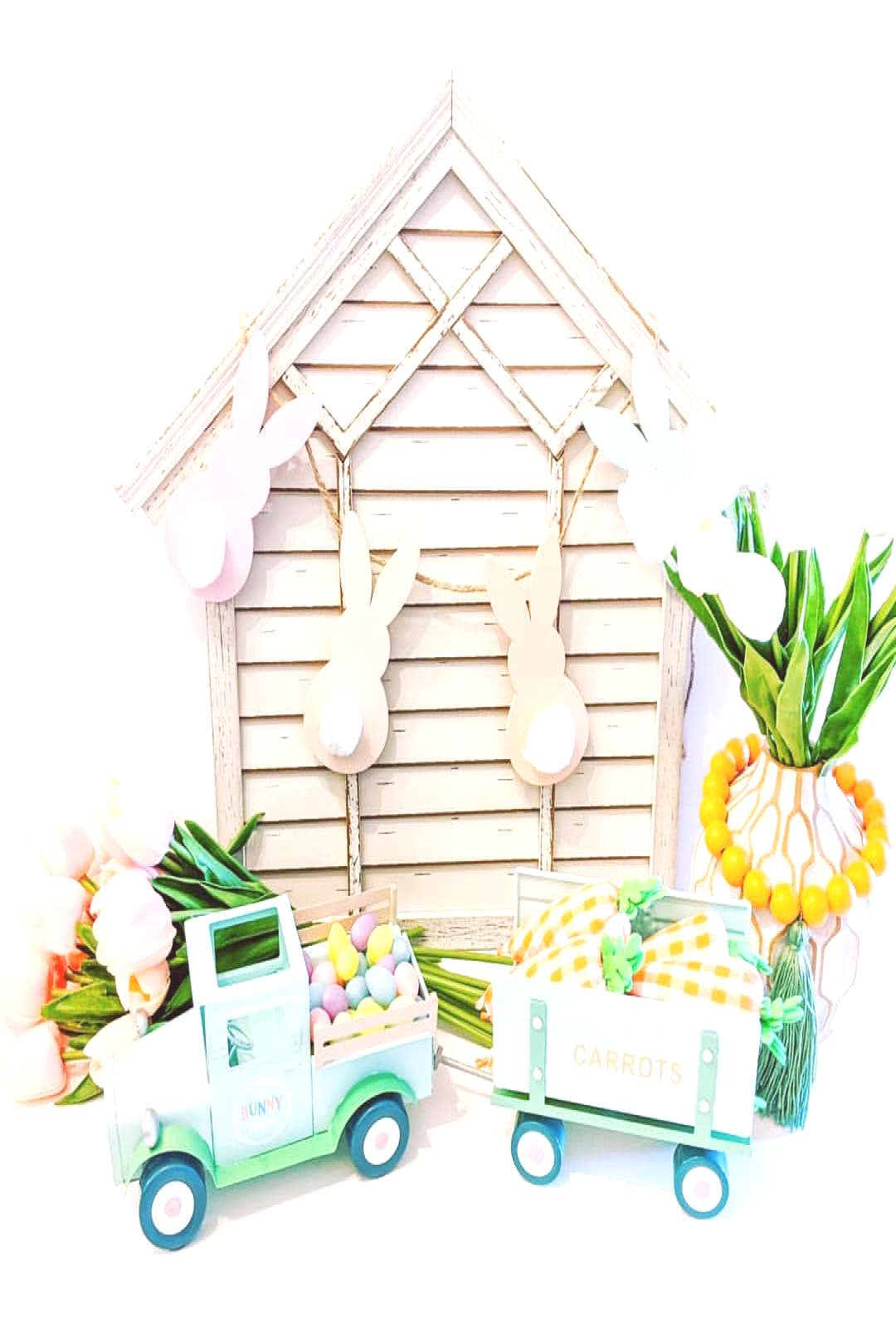 Easter/Spring Haul/Vignette In the spirit of mixing it up, here