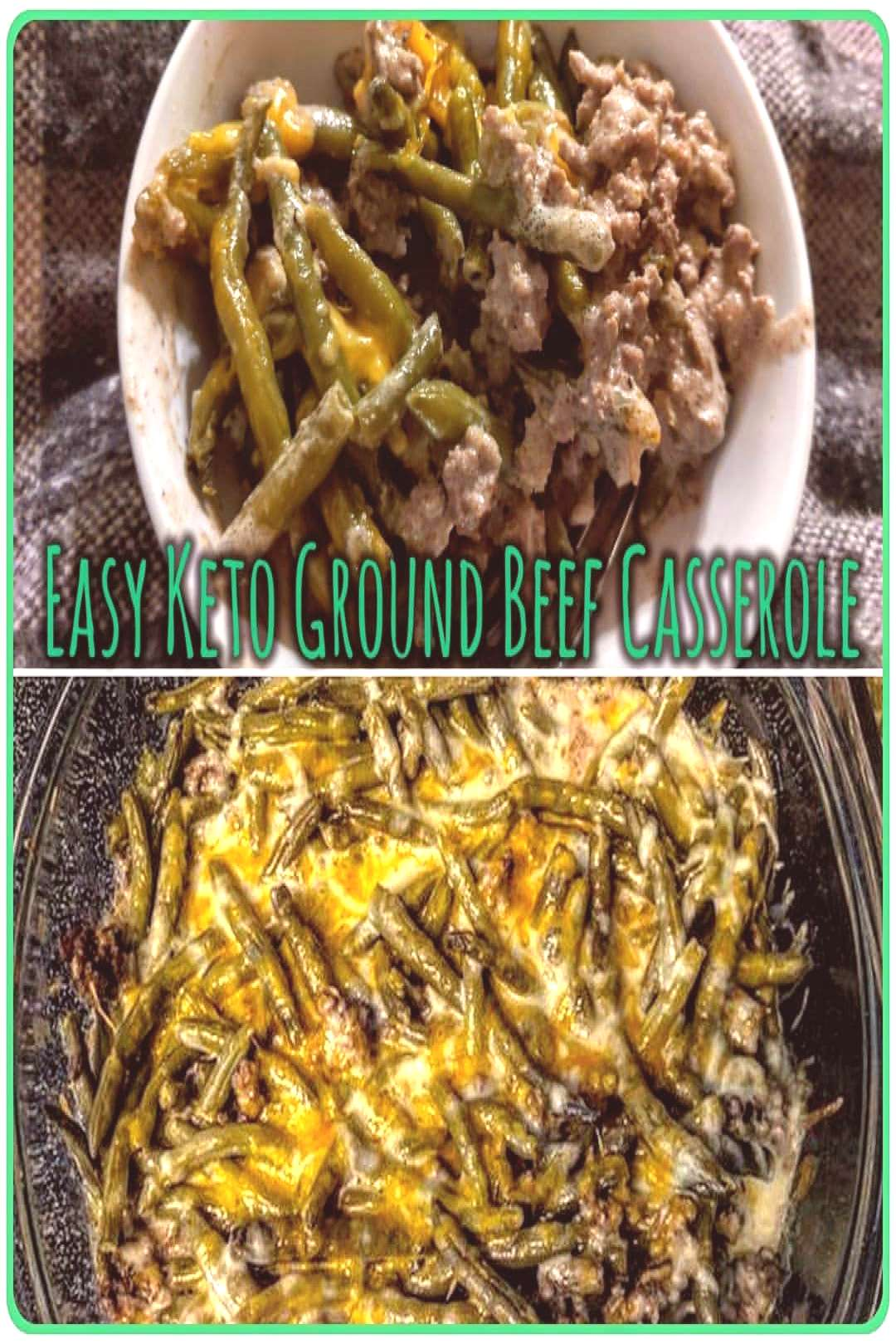 food, possible text that says 'EASY KETO GROUN