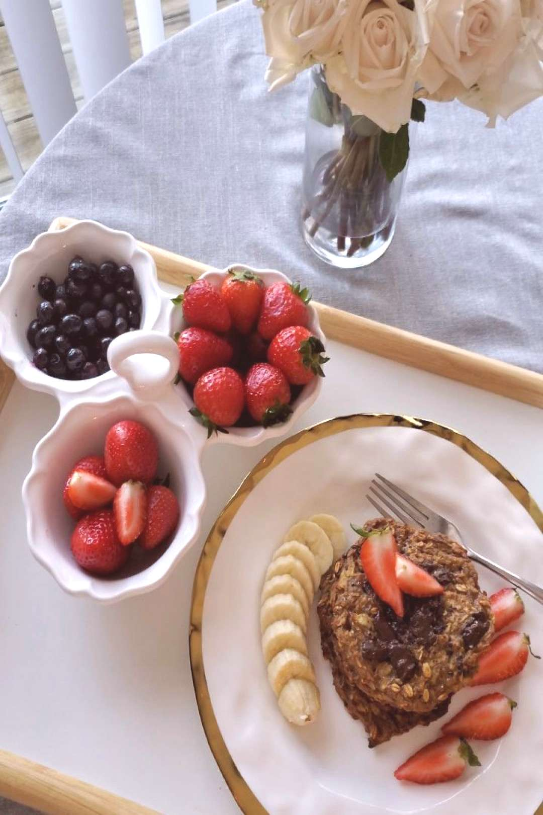 Happy Sunday Started the day with this beautiful breakfast gluten
