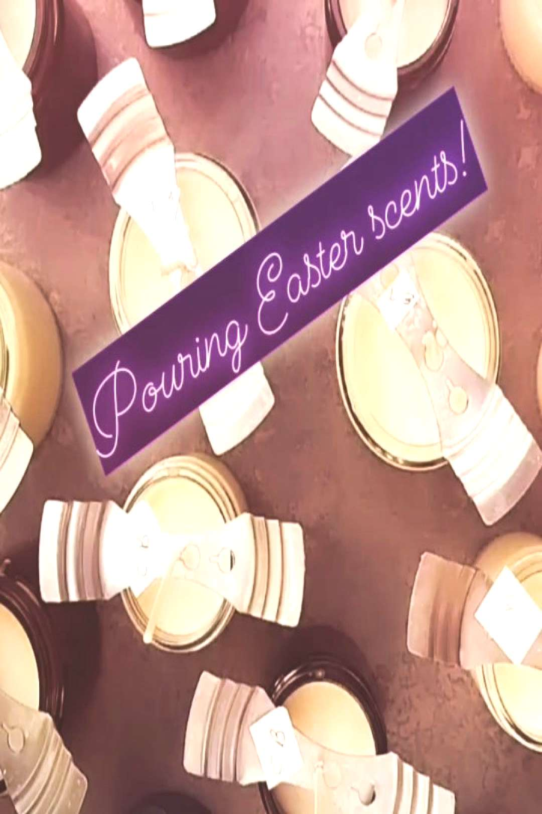 Have finalised our Easter scents after a lot of tweaking!! Our Ea