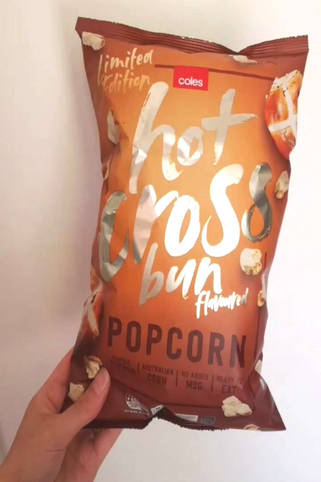 HXBP! // It's the HXB inspired snack we didn't see coming; Hot Cr