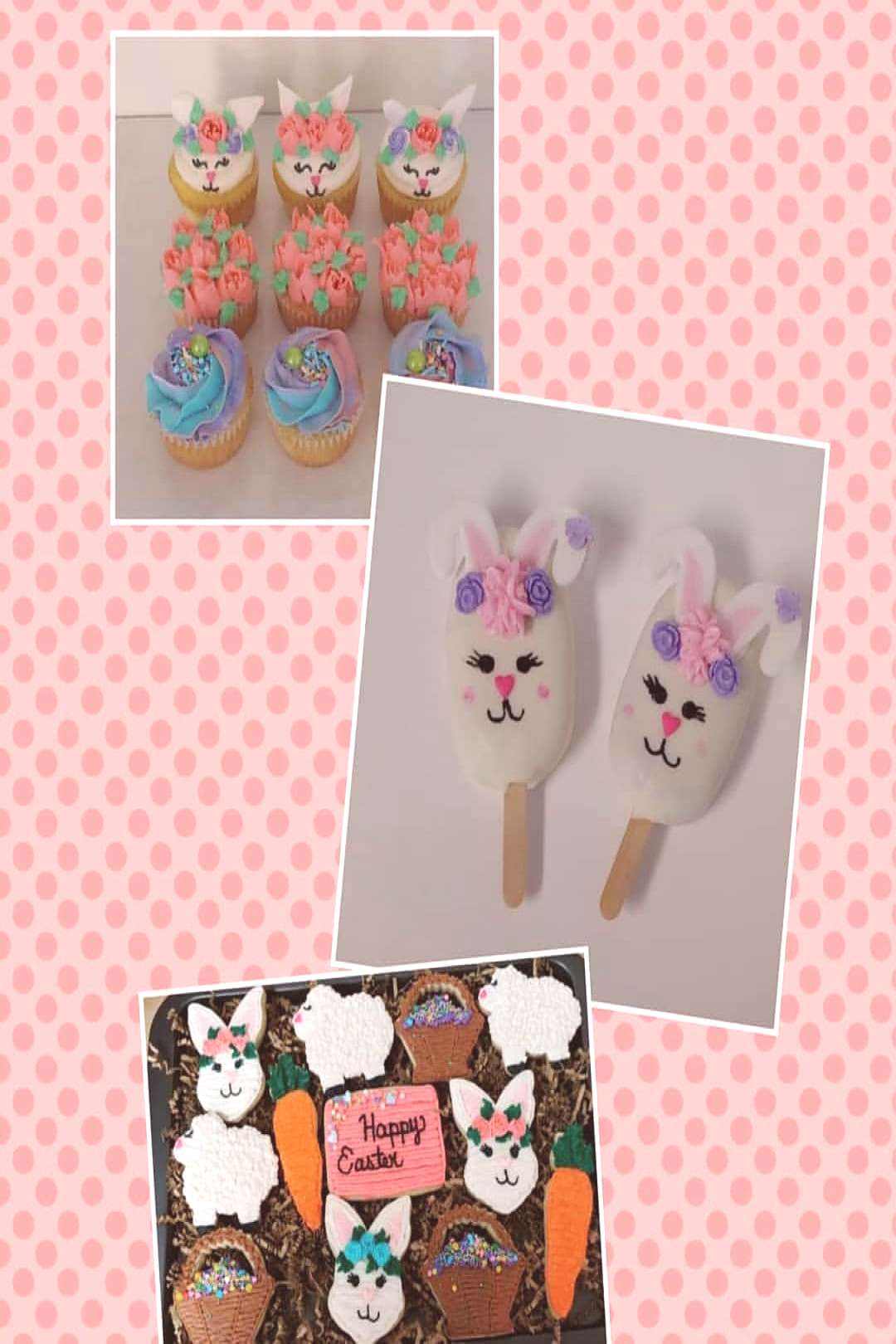 Im going through last couple years Easter treats trying to figur