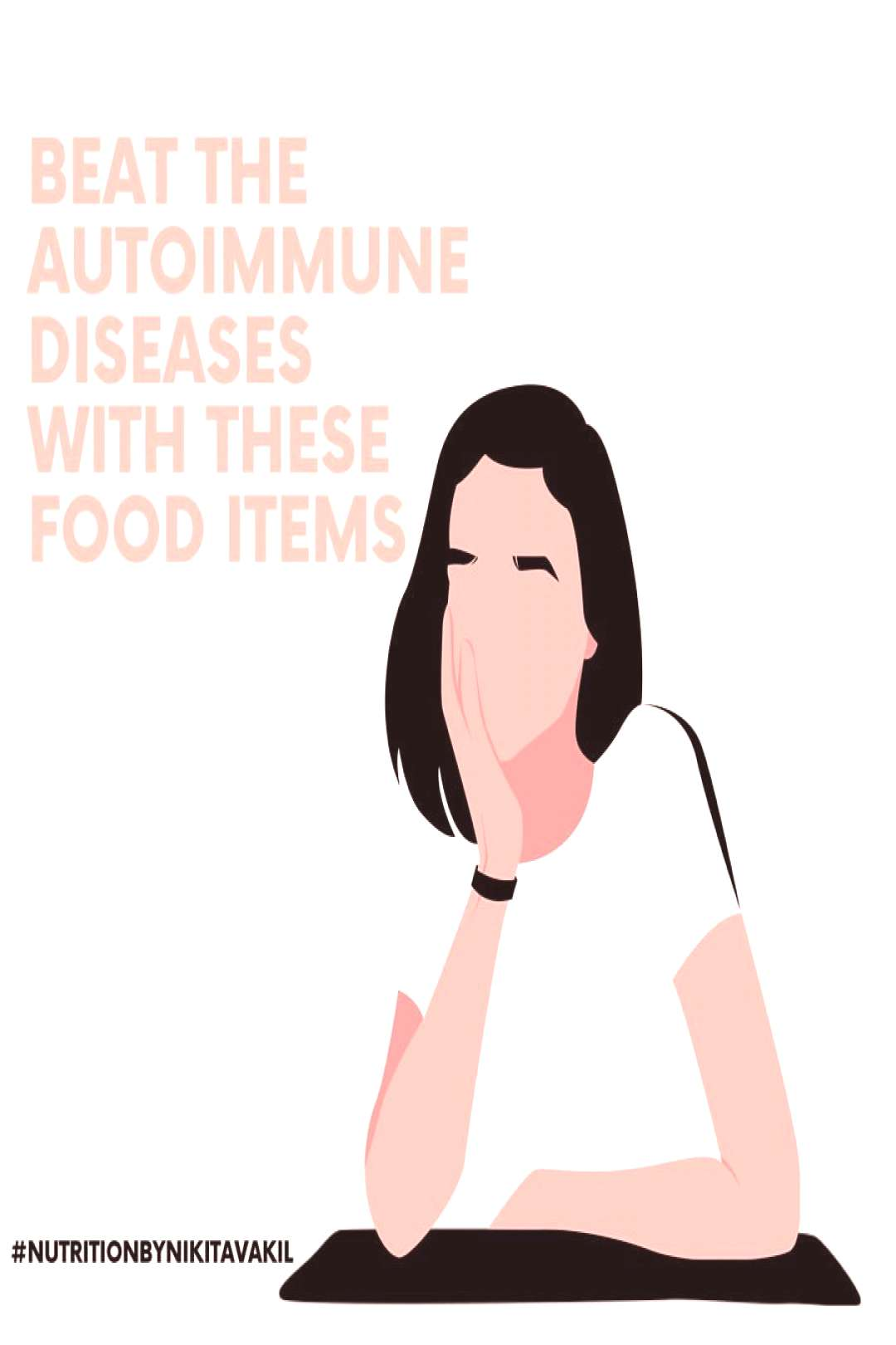 Image may contain possible text that says BEAT THE AUTOIMMUNE D