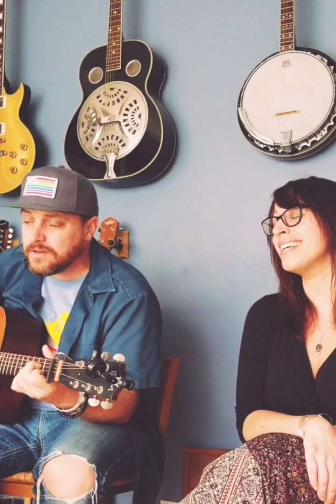 Mike & Jen are back this week with their interpretation of Hard S