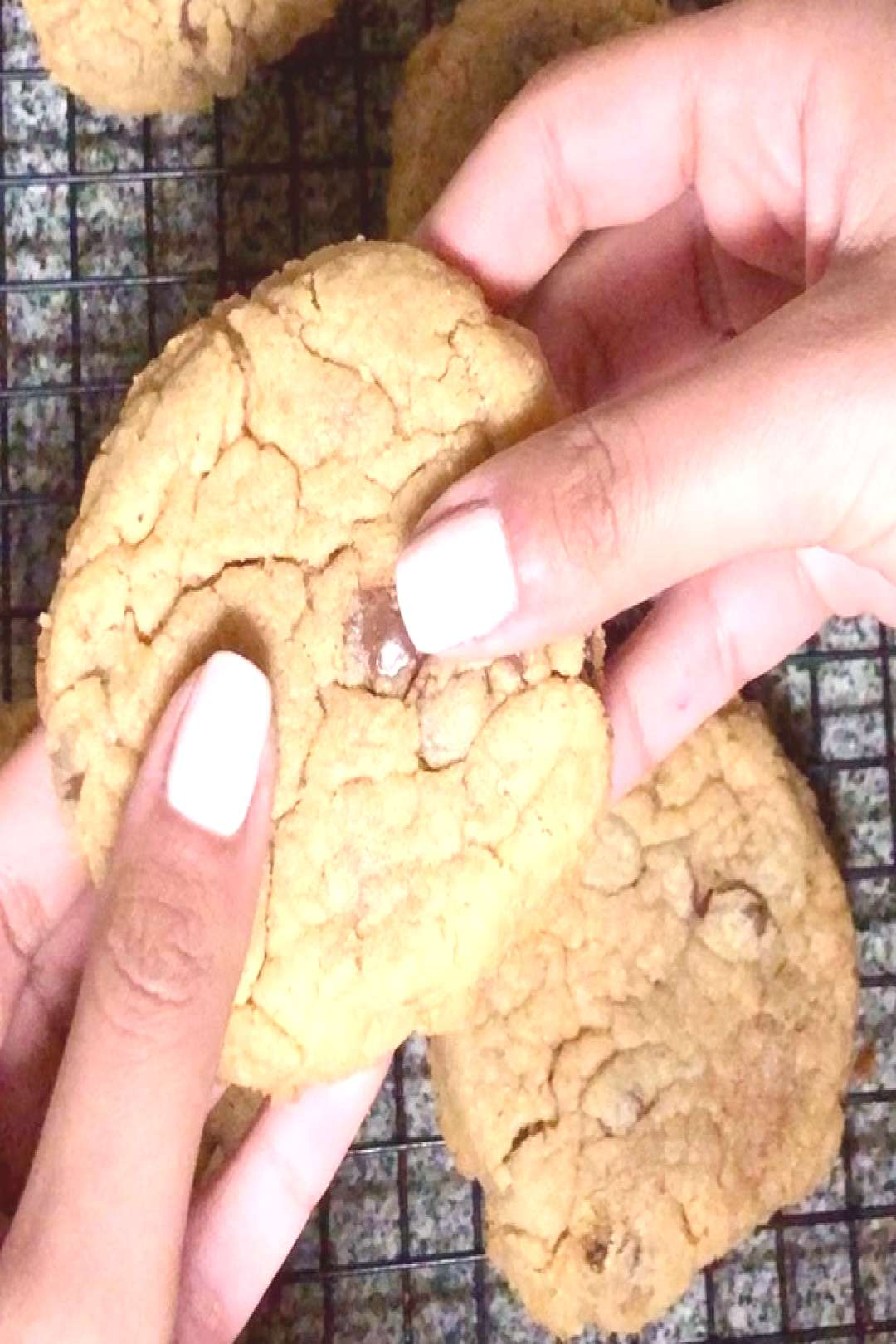 More delicious cookies from Betty Crocker, the Chocolate Chip Mix