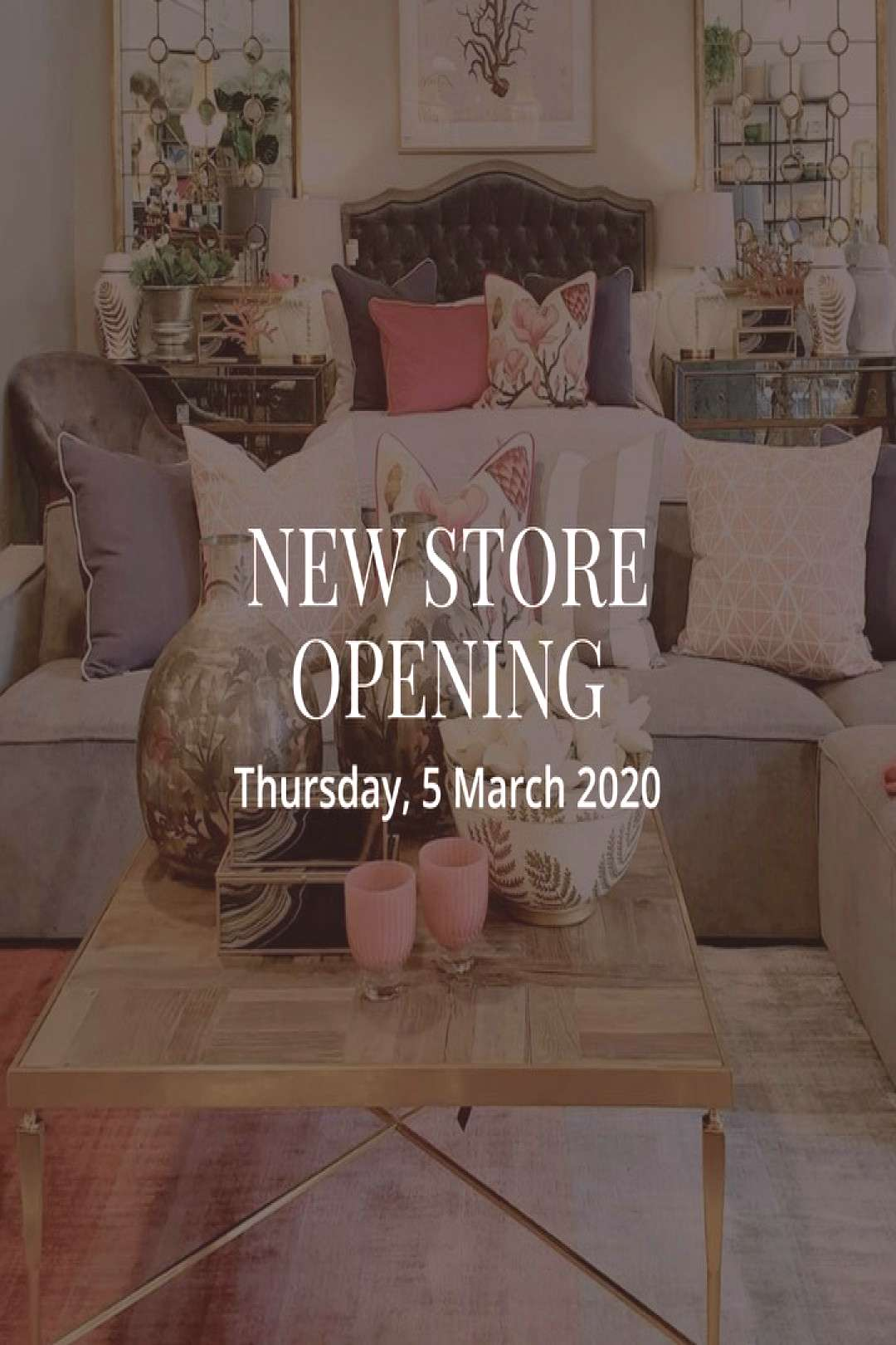 OPENING SOON Our brand new store in Parkwood will be opening tomo
