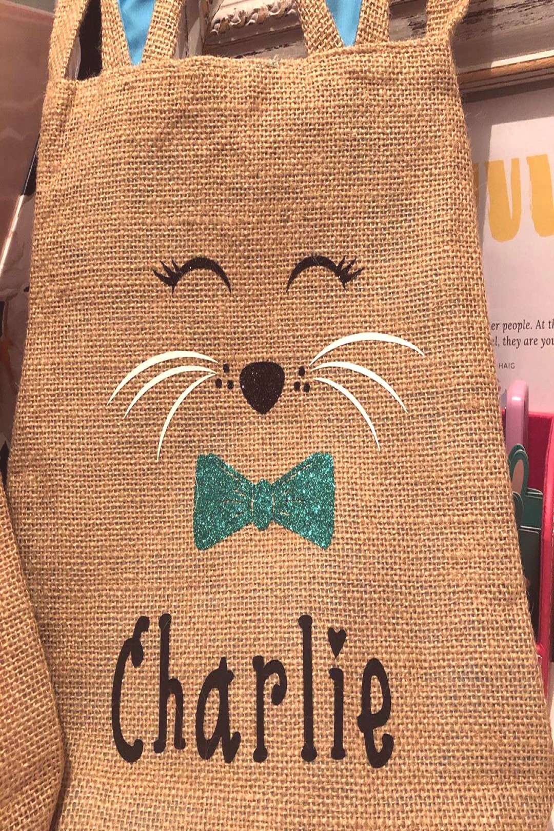 Personalised Bags Homeware on March 20 2020