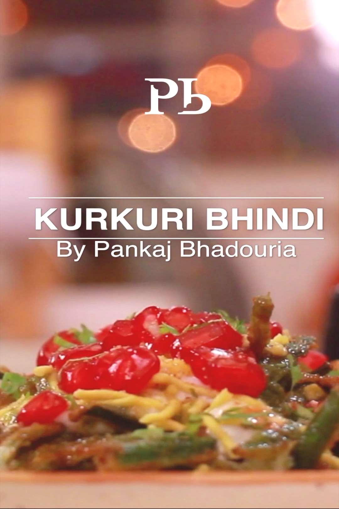 Sharing with you a very Chatpati recipe- Kurkuri Bhindi! Why do I