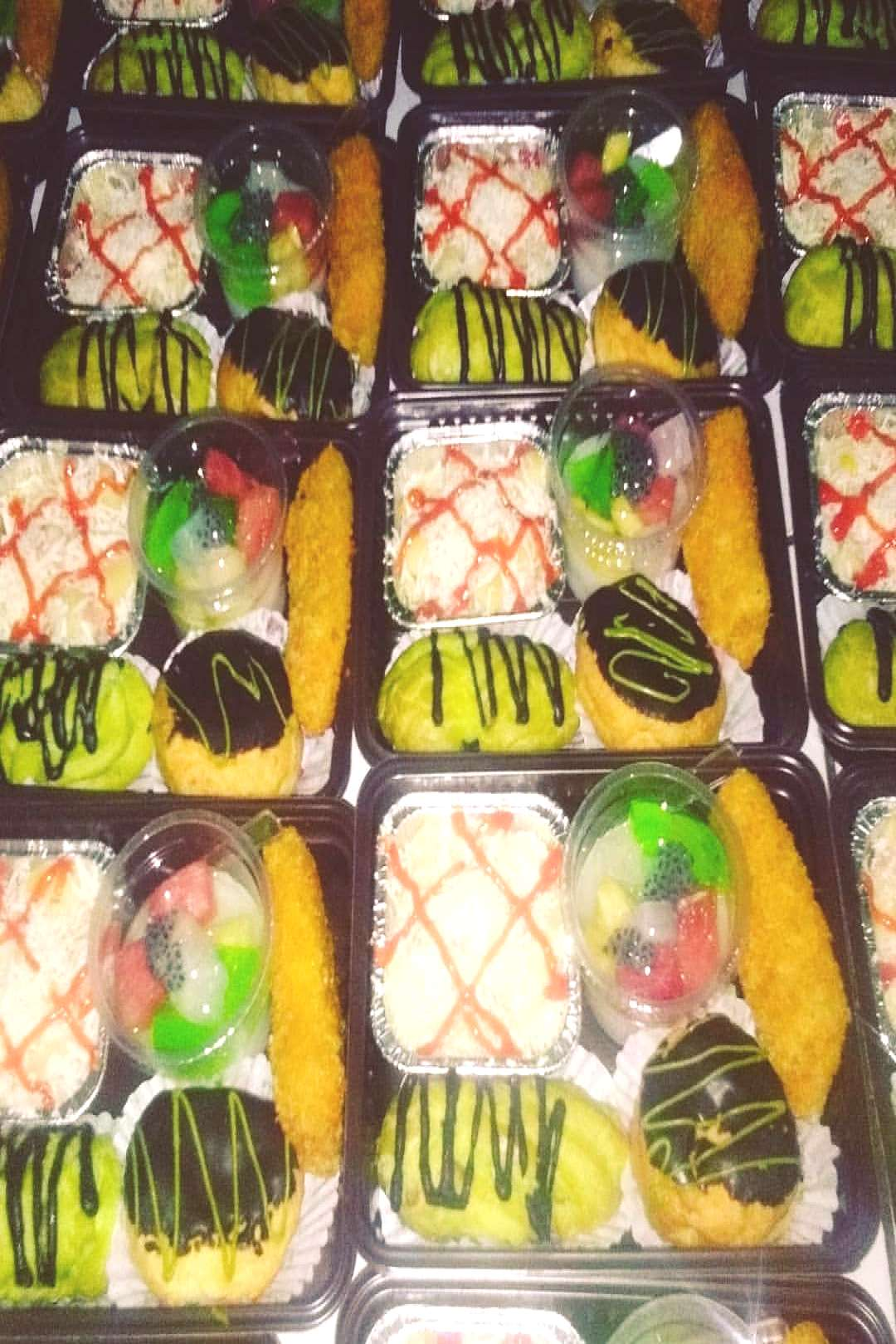 sushi and food