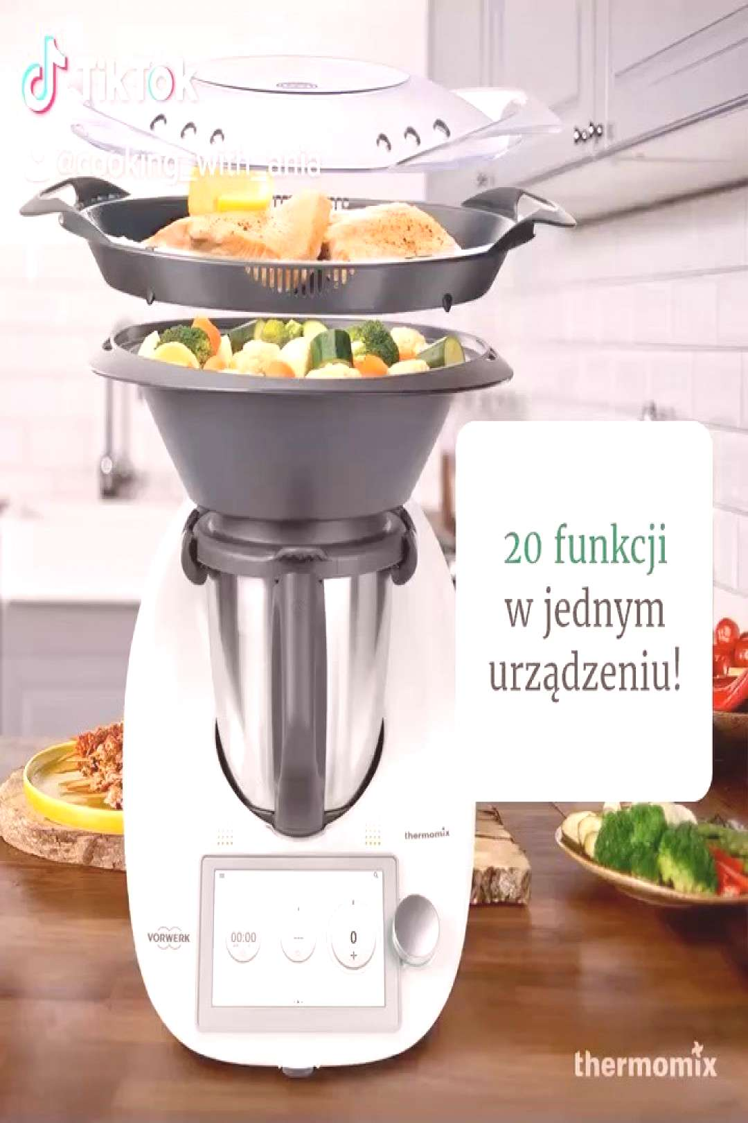 Thermomix will give you freedom make anything you need or craving