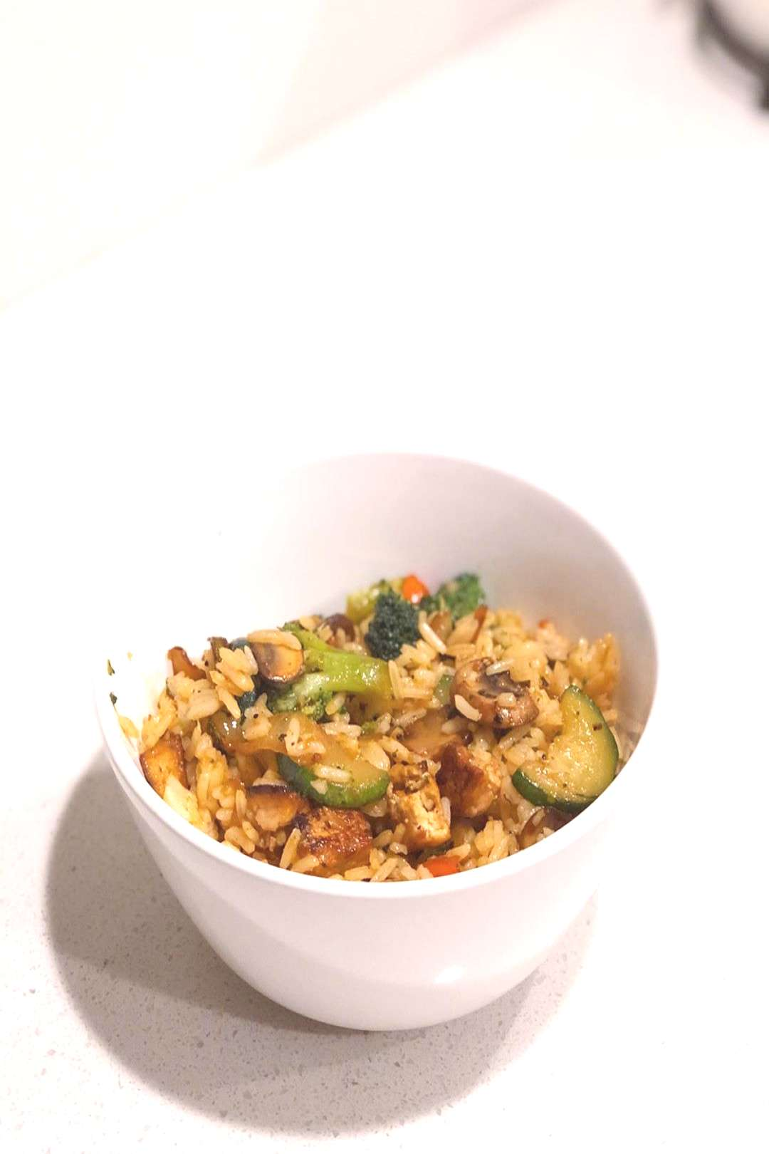This Tofu amp Vegetable Stir-Fry is making my heart SO happy 