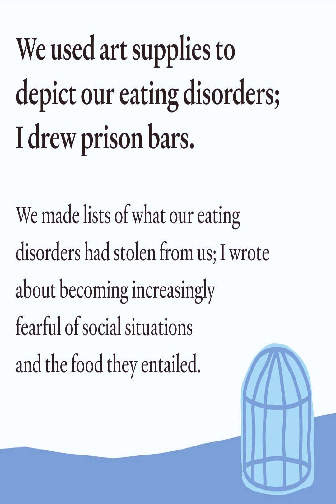 This week is #NationalEatingDisorderAwarenessWeek. Together with