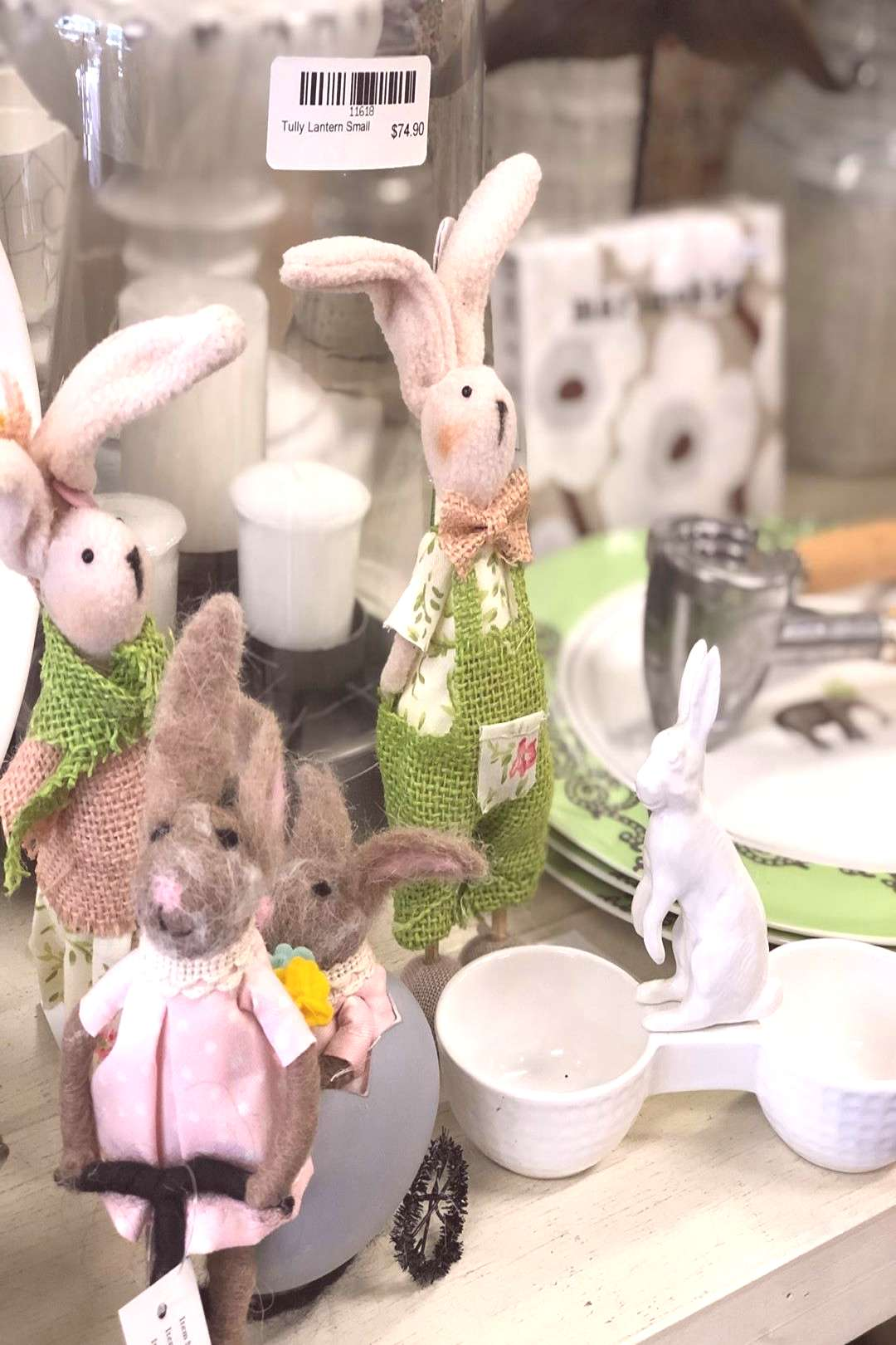Unpacking Easter Keep a look out for more gorgeous bunnies amp deli