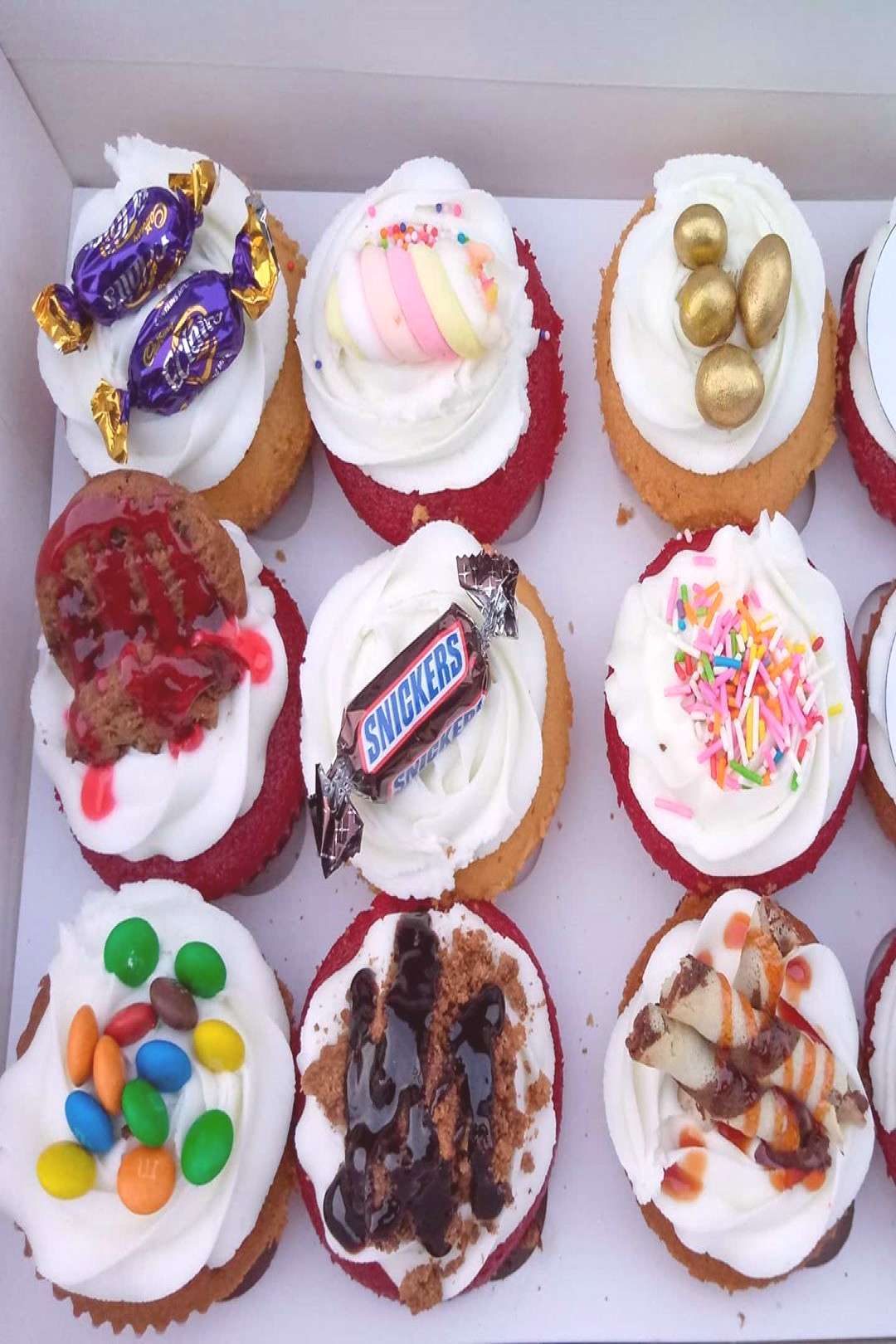 Variety is the spice of life make a statement with zerah cupcakes