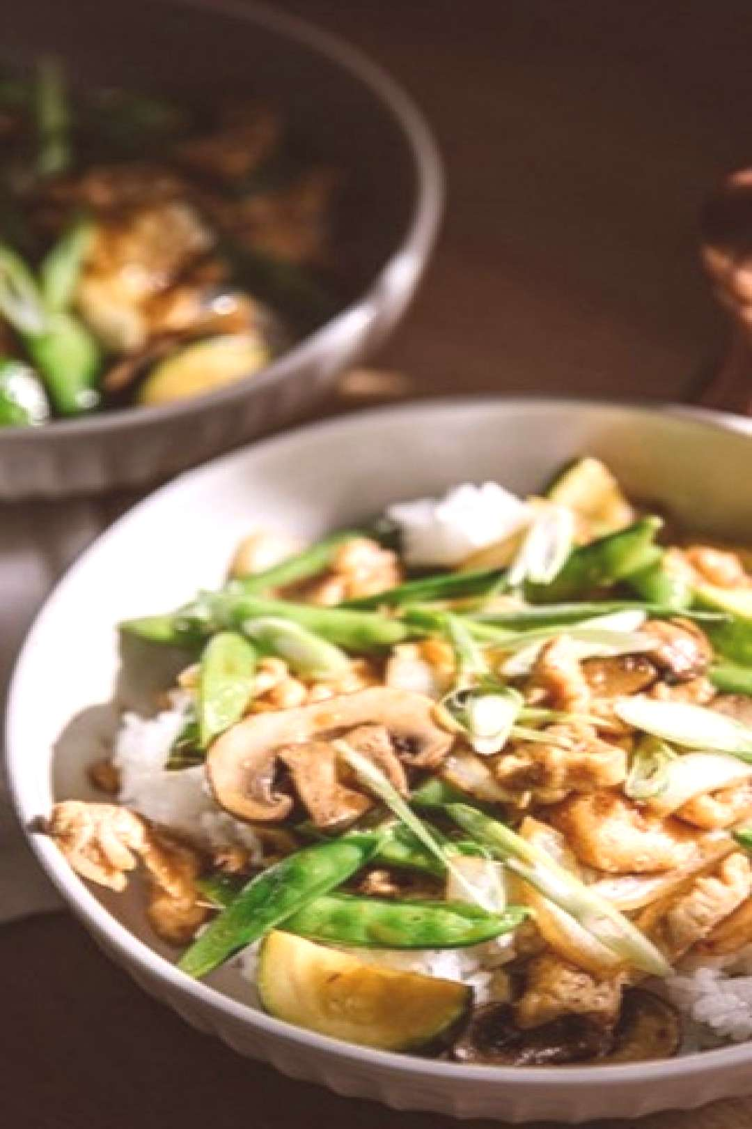 Weeknight Chicken Veggie Stir Fry When youre looking for a quick