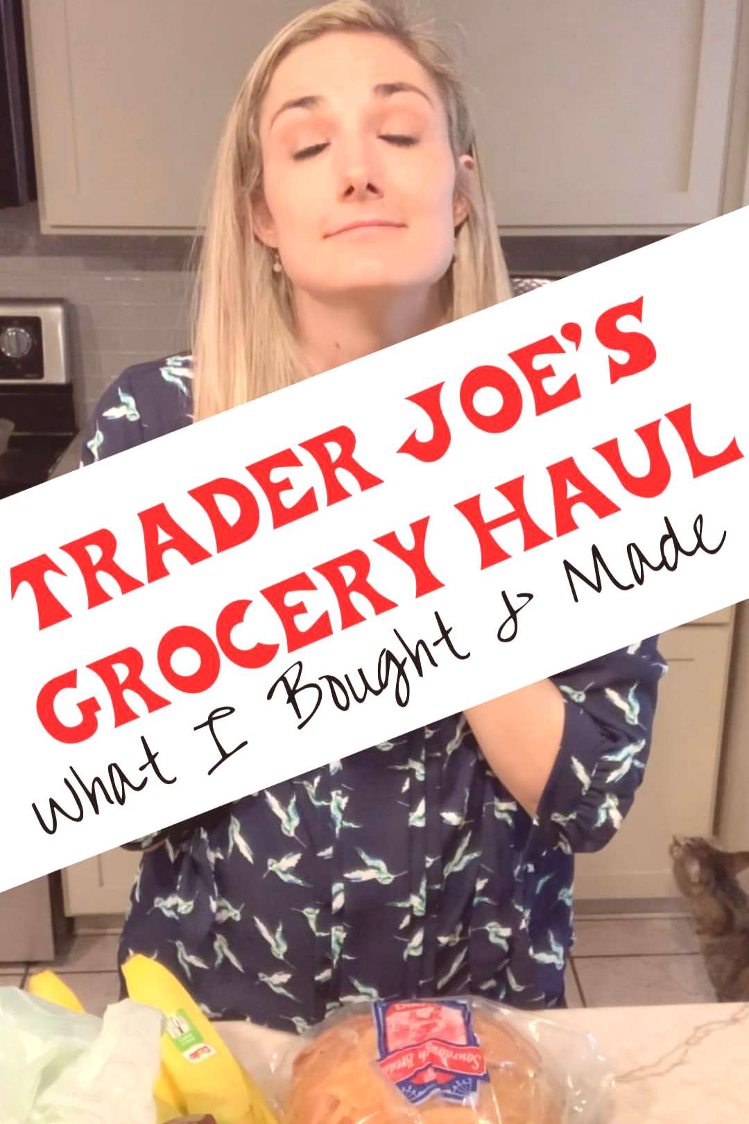 What is your favorite Trader Joe's item?!?!? Mine is definitely t